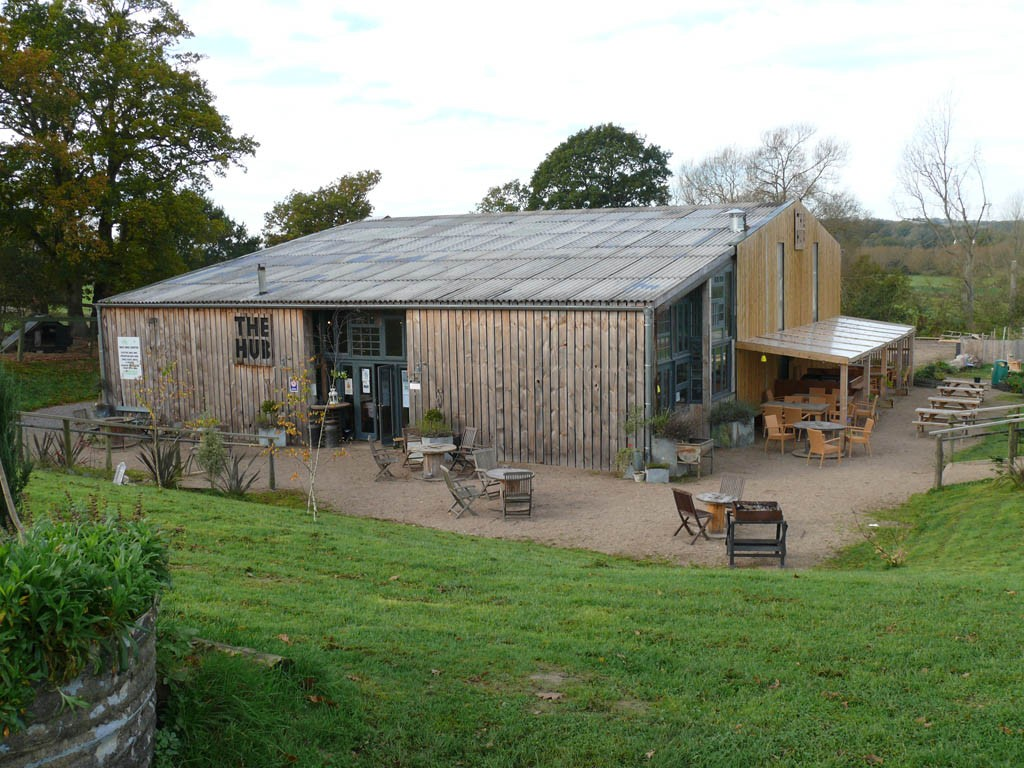 The Hub Cafe and Outdoor Centre